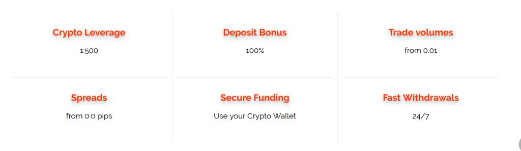 CryptoAltum Review - Broker Features
