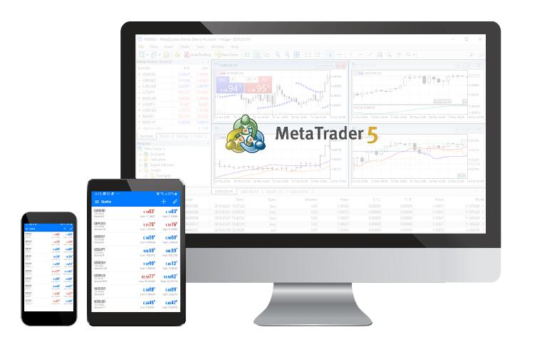 CryptoAltum Review - MetaTrader 5 (MT5) Trading Platform