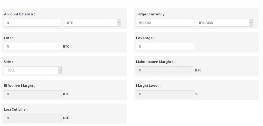 CryptoAltum Review - Trading Calculator