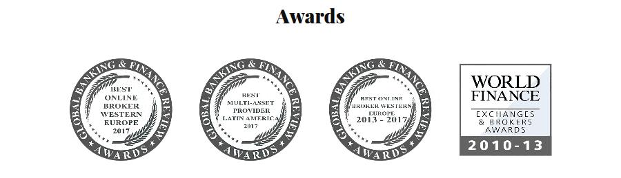 DIF Broker Review - Awards