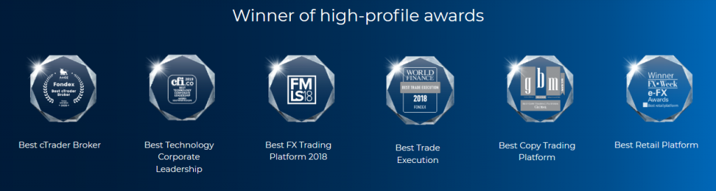 Fondex Review - Broker Awards
