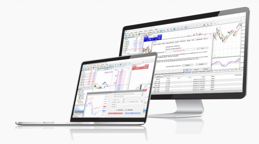 Fundiza Review - MT5 Platform