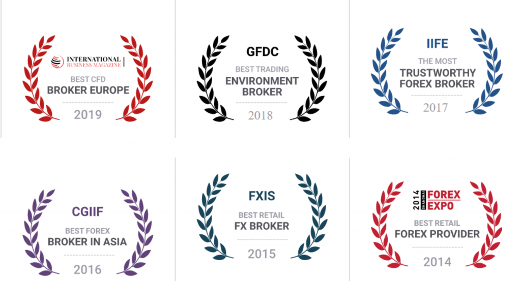Land-FX Review - Broker Awards