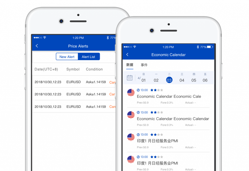 Mitrade Review - Mobile Trading App
