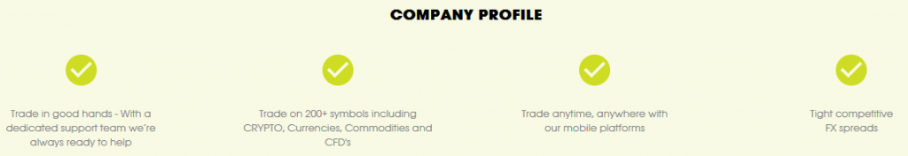 Profit Trade Review - Broker Overview