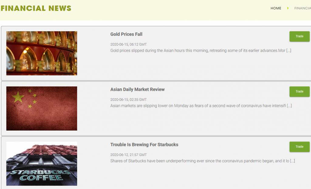 Profit Trade Review - Financial News