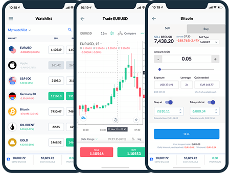 Skilling Review - Mobile Trading App