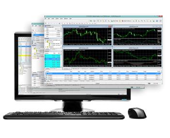 TMGM Review - MT4 Desktop Platform