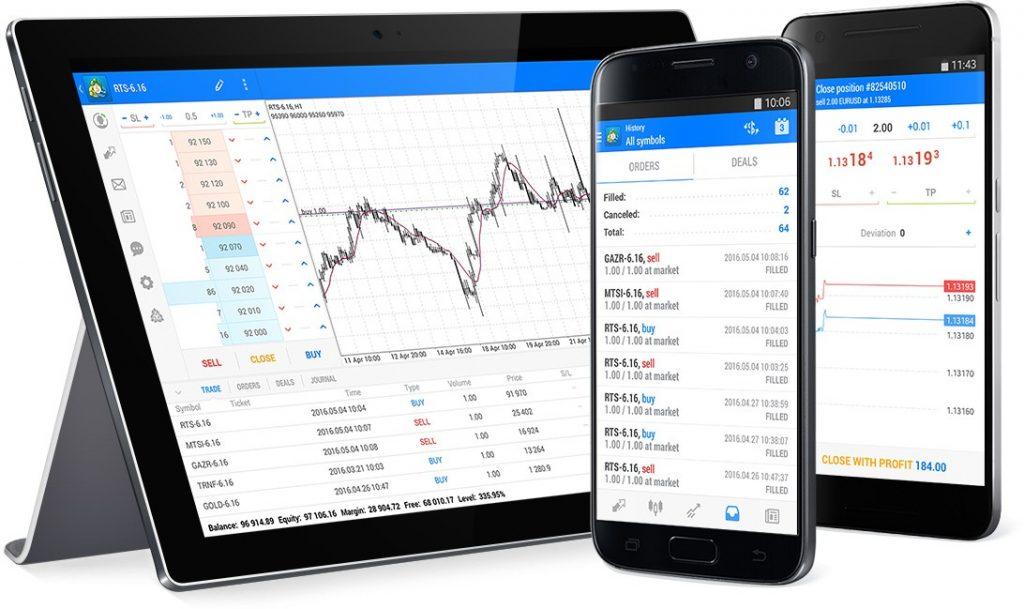 UBCFX Review - MT5 App