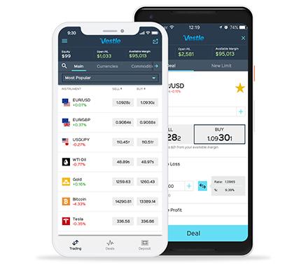Vestle Review - Vestle Trading App