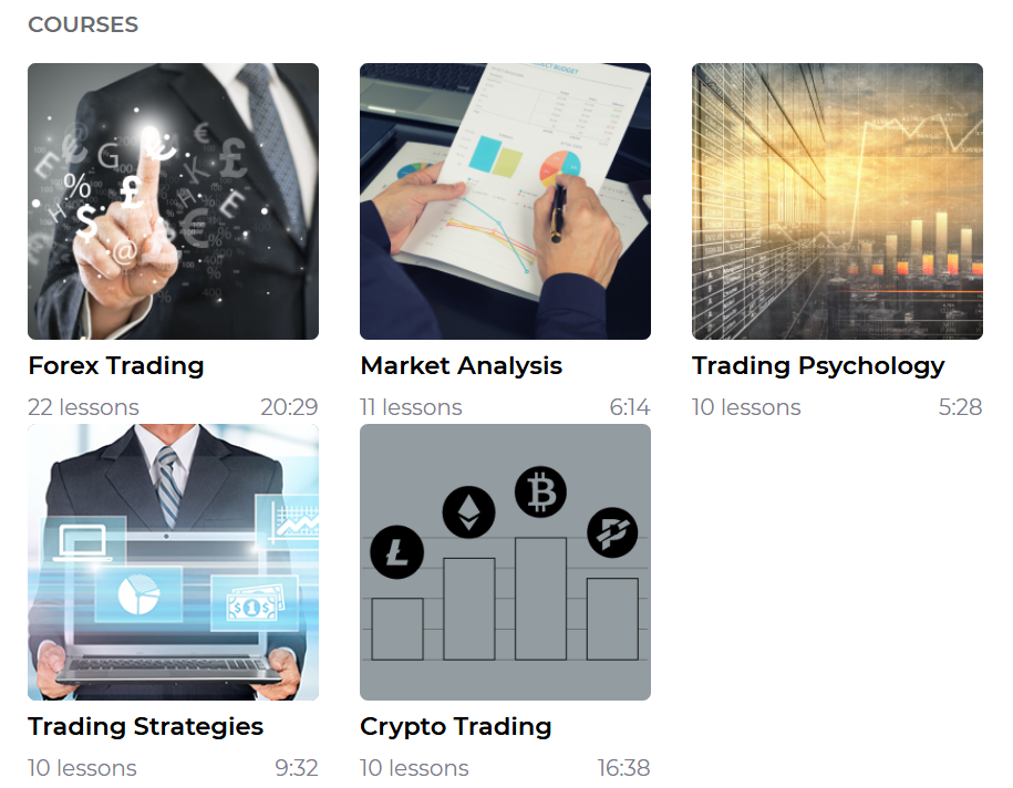 NSBroker Review - Trading Courses