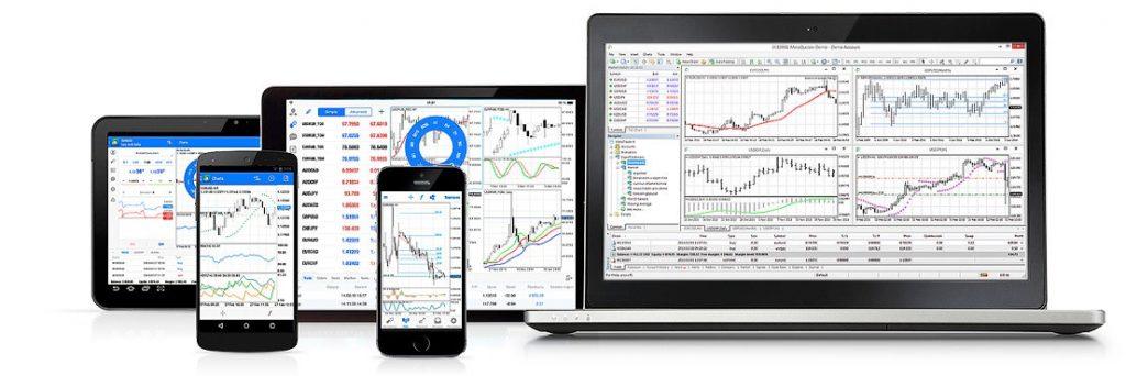 101investing Review - MetaTrader 4 Platform
