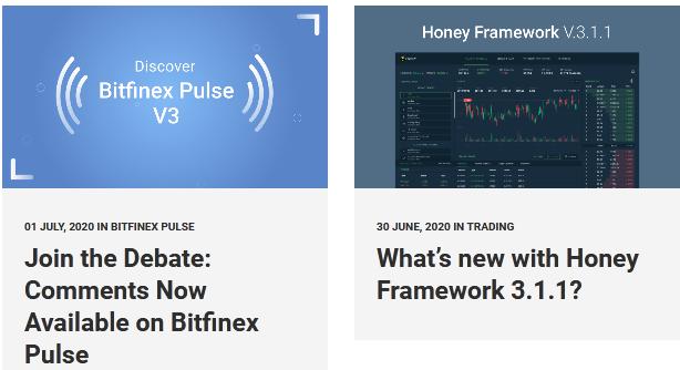 Bitfinex Review Trading Blog