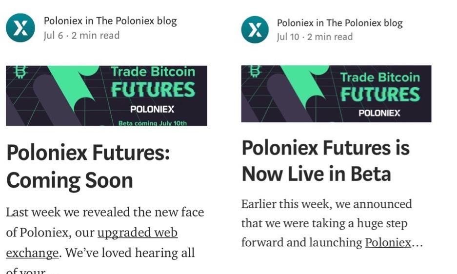 Poloniex Review Trading Blog