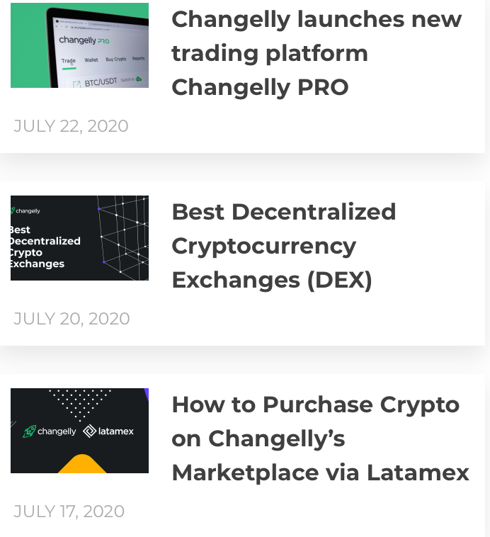 Changelly Review Trading Blog