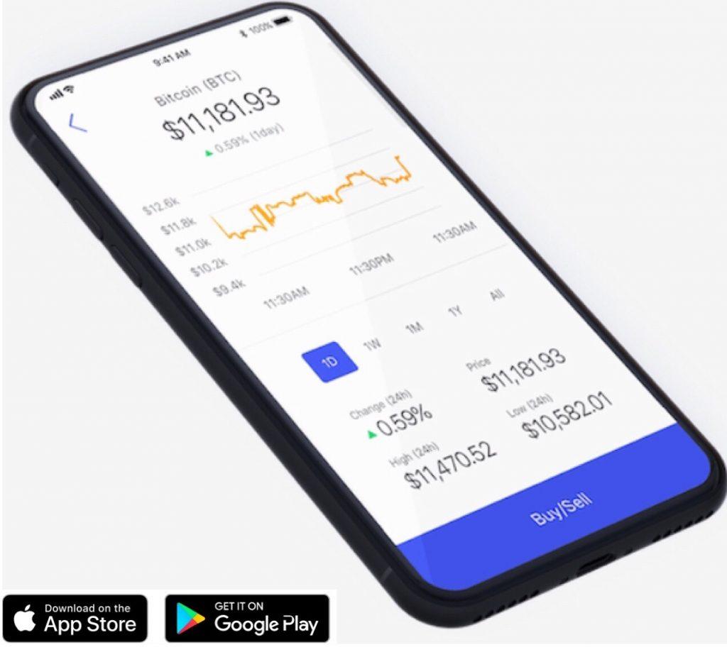 Coinsquare Review Mobile Platform