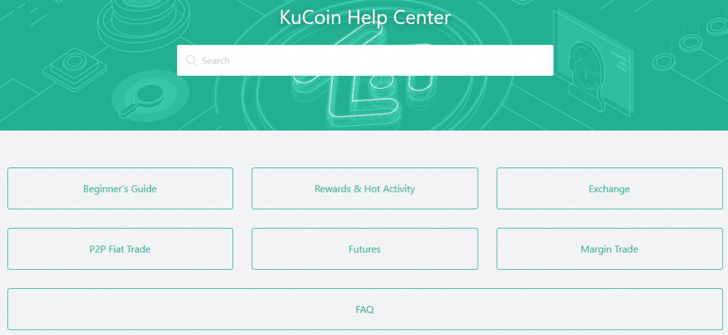 KuCoin Review Support Center