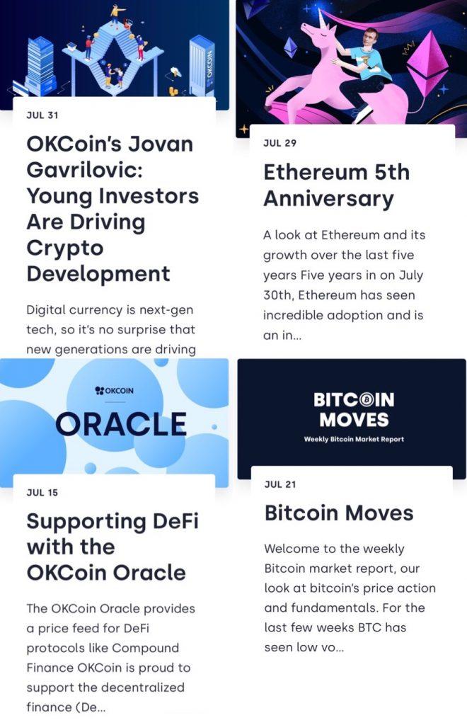 OKCoin Review Trading Blog