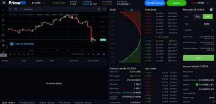PrimeBit Review Trading Platform