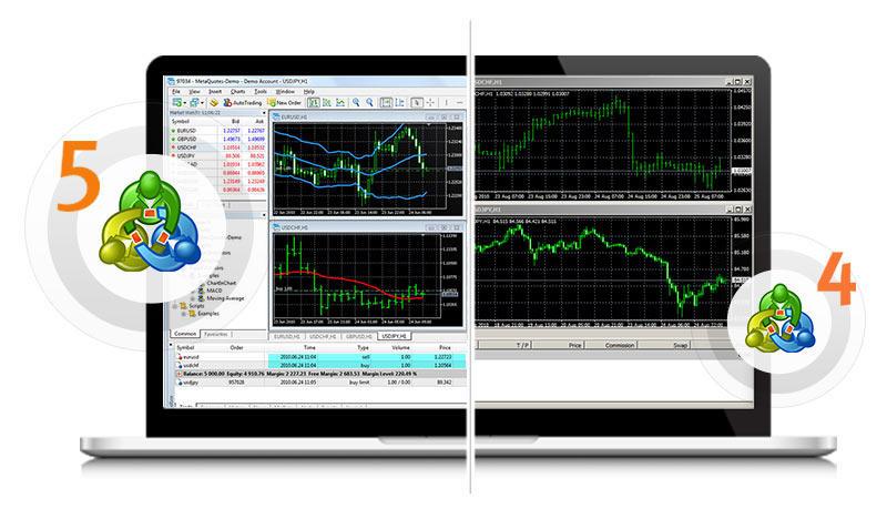 Synergy Markets Review MetaTrader Platforms