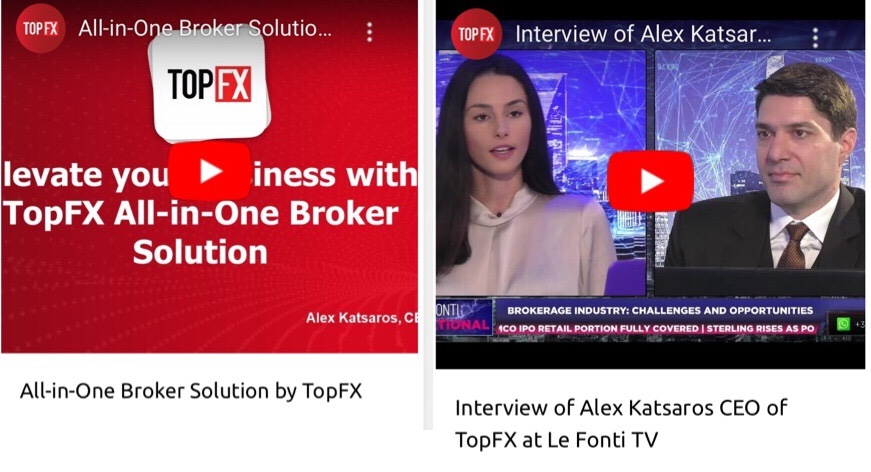 TopFX Review Videos