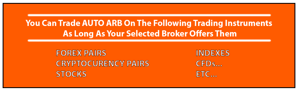 Auto Arb Review - Instruments & Markets