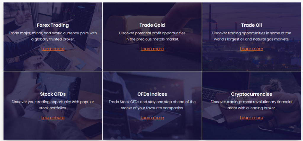 Capitalxtend Review Trading Instruments