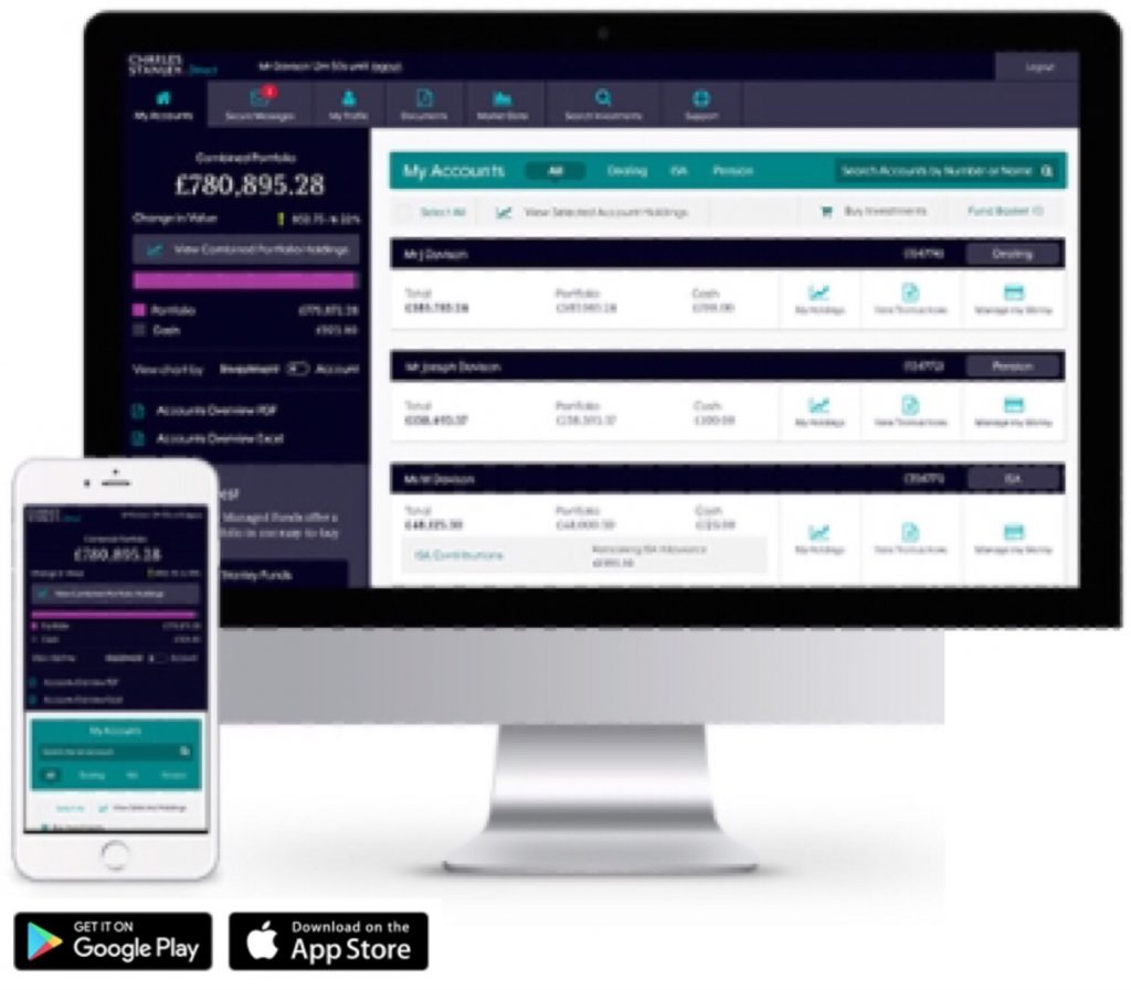 Charles Stanley Direct Review Trading Platform