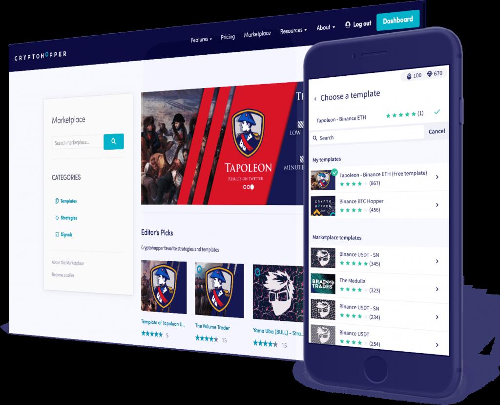 Cryptohopper Review - Social Trading Platform