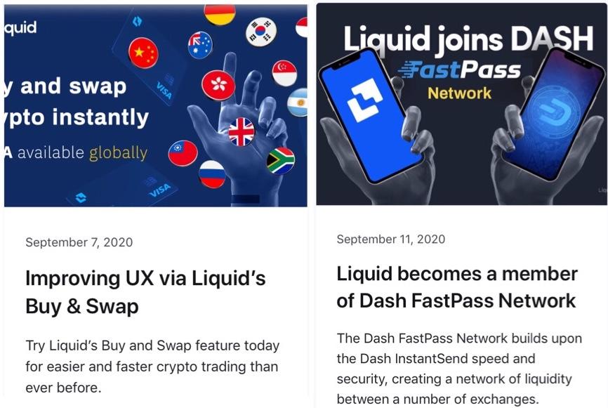 Liquid Review Trading Blog