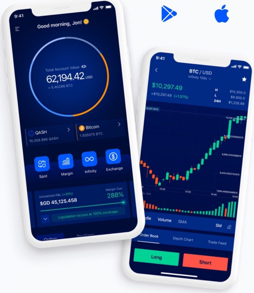Liquid Review Trading Platform