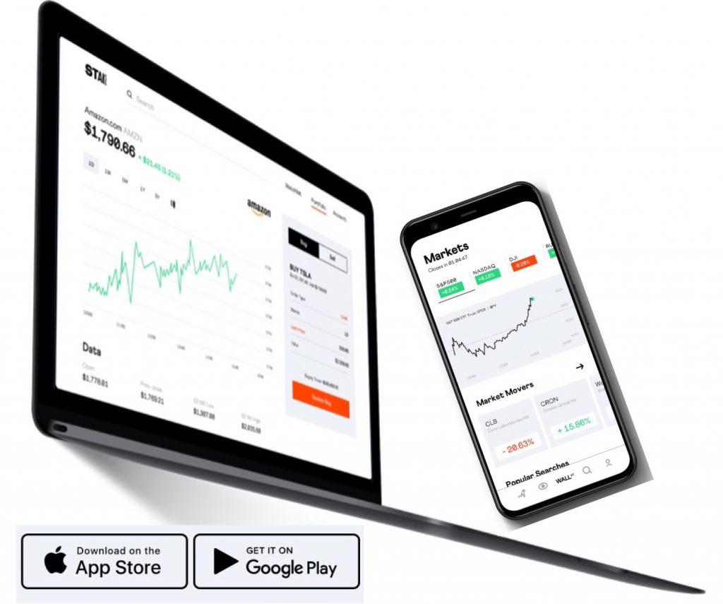 Stake Review Trading Platform