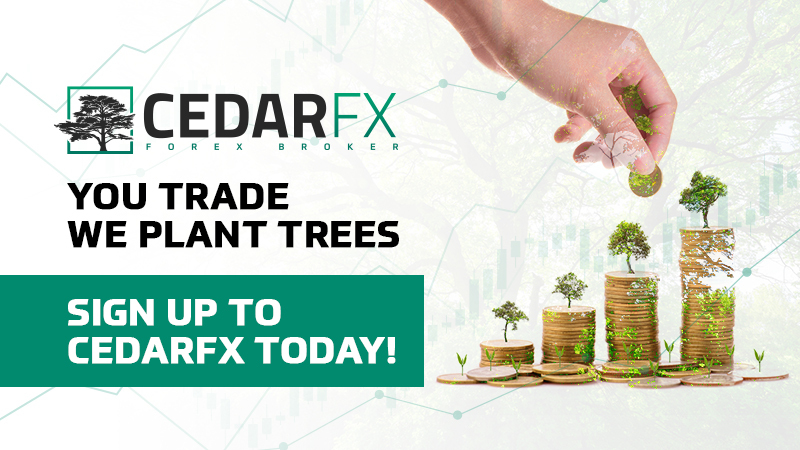 CedarFX - Eco-Friendly Broker