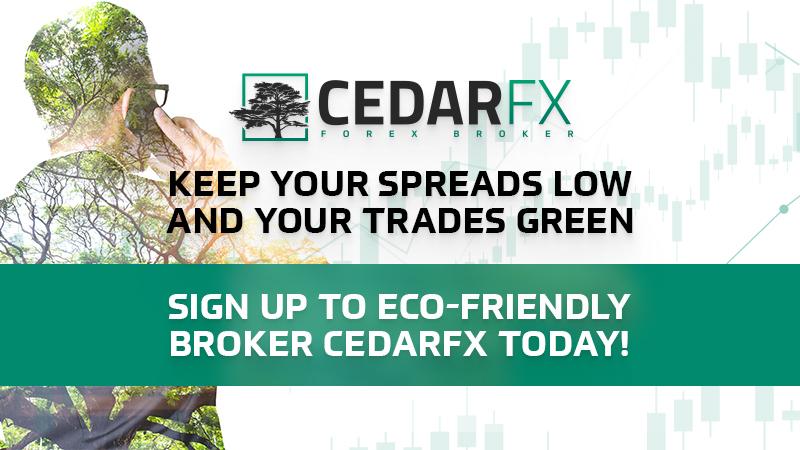 CedarFX Review Eco-Friendly Broker