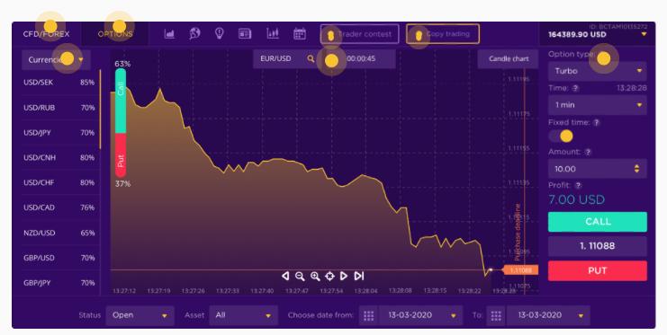IQCent Review Trading Platform