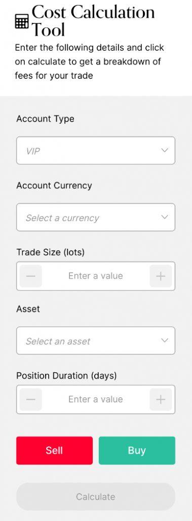 InvestMarkets Review Asset Calculators